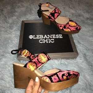 New Size 11 Free People Clogs
